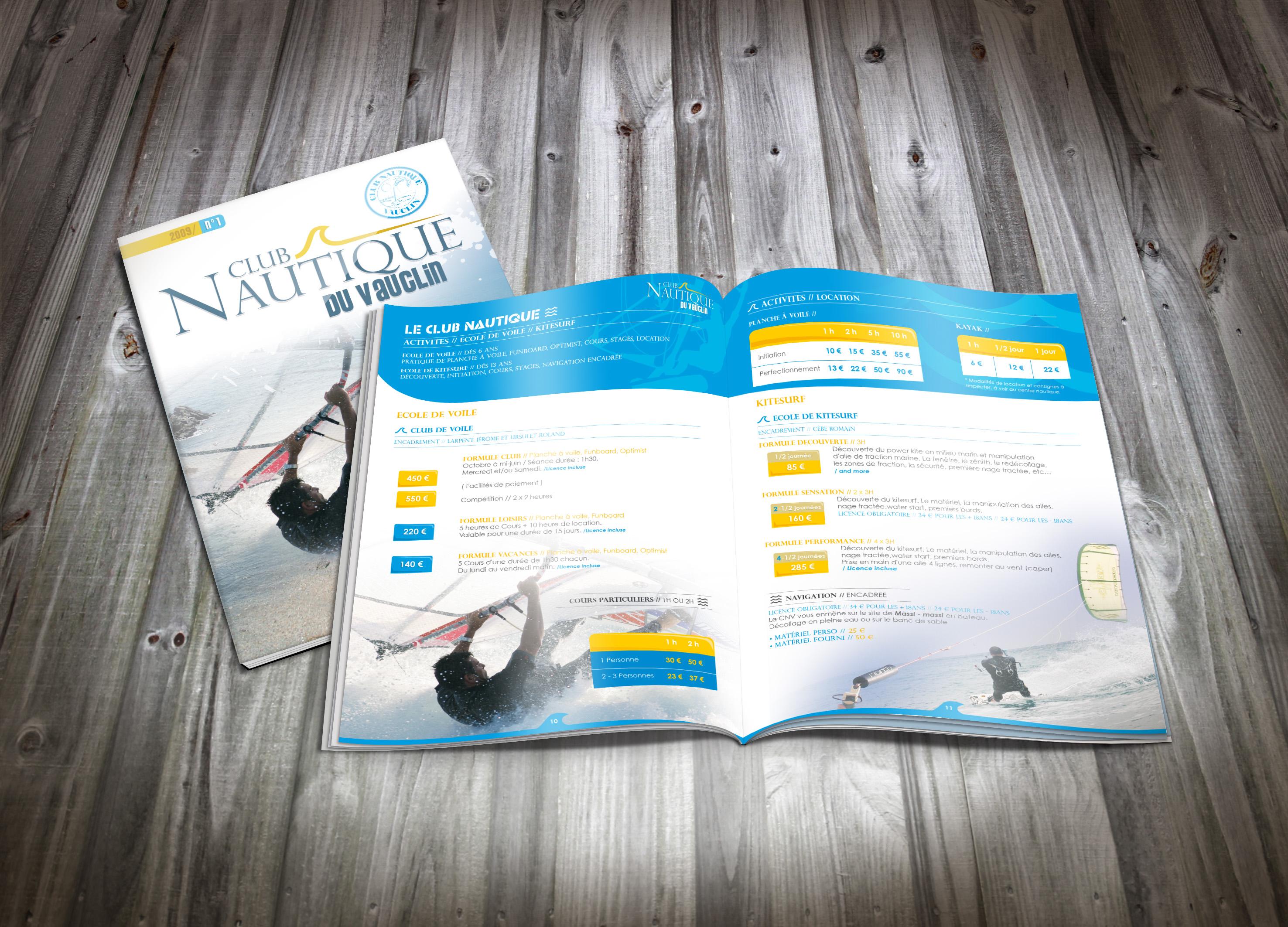 magazine vauclin