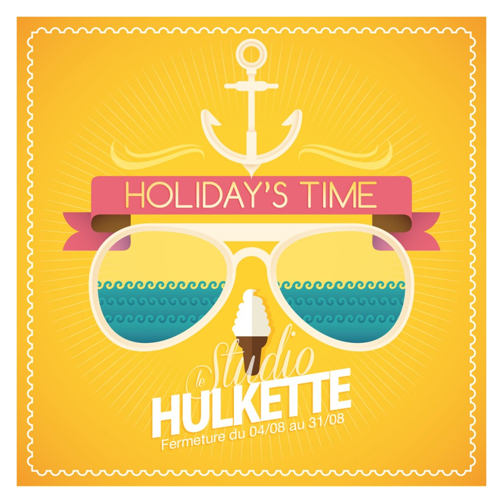 holiday-studio hulkette
